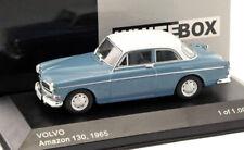 1:43 RARE Volvo Amazon white/blue 1 of 1000 pcs. WhiteBox - NEW