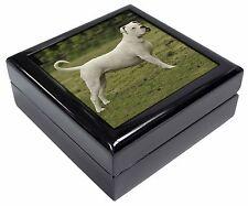 American Staffordshire Bull Terrier Dog Keepsake/Jewellery Box Christ, AD-SBT9JB