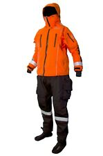 Ocean Rodeo Soul/B.O.S.S.  Drysuit - Size Xtra Large - orange/black - NEW