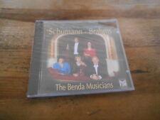 CD Klassik Benda Musicians - Schumann / Brahms (8 Song) FSM REC jc / OVP
