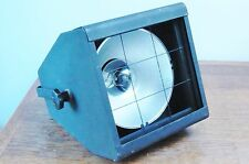 VINTAGE STRAND 60 FILM STUDIO SPOT LIGHT MOVIE INDUSTRIAL LAMP THEATRE 23 123