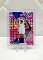 2019-20 Panini Mosaic Klay Thompson Pink Camo Prizm Warriors