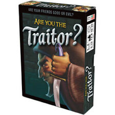 Are You The Traitor? Looney Labs Card Game