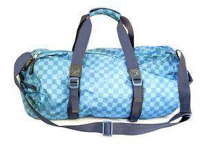 LOUIS VUITTON Damier Aventure Practical Boston Weekend Bag Borsone M97057