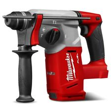 Milwaukee M18CH-0 18V Li-ion Cordless Brushless Fuel 26mm SDS Plus Rotary Hammer