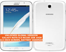 "SAMSUNG NOTE 8.0 N5100 2gb 16gb Quad-Core 5.0mp Wifi Gps 8.0"" Android Tablet 3g"