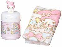My Melody towel & Case Flower