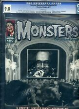 Famous Monsters of Filmland #250 CGC 9.8 NM/MINT Forrest Ackerman Tribute