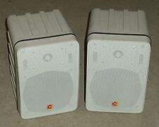 SET OF TWO Weather Resistant 70W Two-Way Speakers - Micro Multimedia Labs, Inc.