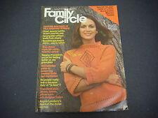 Family Circle Magazine August 1973 Children's Story Fall Fashion State Fair M172