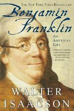 Benjamin Franklin: An American Life by Walter Isaacson - BRAND NEW!