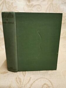 Antique  Book Of Ulysses, By James Joyce - 1949