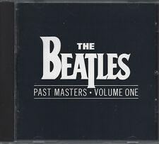 THE BEATLES Past Masters Volume One CD (1992) *U.S. Pressing