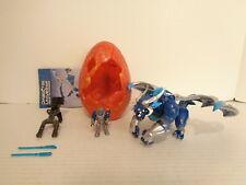 2011 Mega Bloks Dragons Universe #95235 Assault Excaliga Building Set Complete