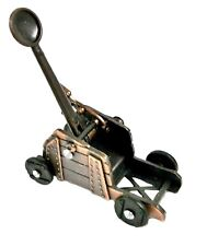 Catapult Die Cast Metal Collectible Pencil Sharpener