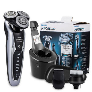 Philips Shaver series 9000 S9311 Wet and dry electric shaver SmartClean PLUS