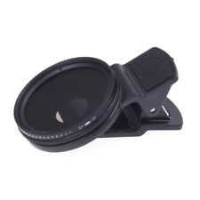 37mm phone camera lens Android smartphone circular filter ND2-ND400 Kit WS M7X5