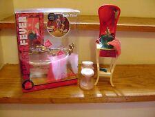 Barbie Fashion Fever Bathroom Furniture