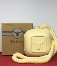 """Avon """"WILD COUNTRY"""".. DEODORANT SOAP-ON-A-ROPE .. NEW OLD STOCK."""