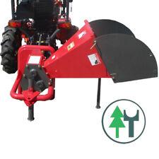 Häcksler H80 Holzhacker Schredder für Traktor Kleintraktor ab 12 PS
