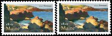 2020 US Stamp - Maine - Pair - SC# 5456