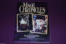 MAGE THE ASCENSION RPG JDR Jeu de Role - Mage Chronicles Volume 1