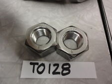 """New listing Hex Nut 3/4""""-10 Coarse Thread 304 Stainless Steel (box of 50)"""