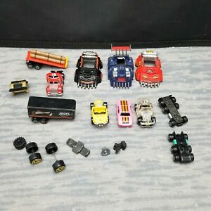 Micro Machines Cars, Planes, Boat, People Accessories LOT