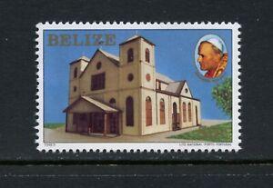 C268  Belize  1983   Papal  visit   1v.      MNH