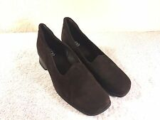 Arche Women's brown shoes heels made in France size 37 Good shape