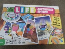 THE GAME OF LIFE ADVENTURES EDITION 100% COMPLETE  FREE UK POST