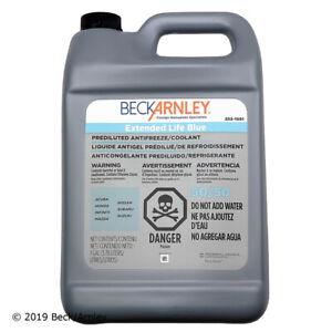 Engine Coolant / Antifreeze Beck/Arnley 252-1501 12 Month 12,000 Mile Warranty
