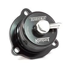 TurboSmart Recirculating (BLACK) Blow Off Valve Kompact Ford Focus ST 2013 2014