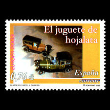 Spain 2003 - EUROPA Stamps - Poster Art - Sc 3214 MNH