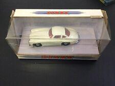 VINTAGE#MATCHBOX DINKY DY-12 1955 MERCEDES BENZ 300SL Gullwing Bianco #NIB [AC]