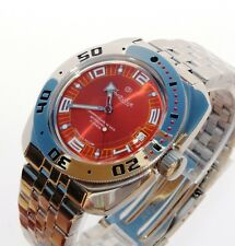 Vostok Amphibia Diver Watch 200m. Sub. 710395