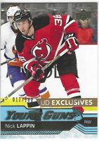 2016-17 Upper Deck Exclusives #523 Nick Lappin YG /100