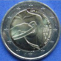 FRANCE  - 2 EUROS COMMEMORATIVE 2007 - 2018 Toutes les Années Disponibles UNC