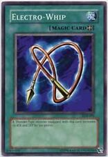 3x Electro-Whip - LOB-093 - Common - Unlimited Edition YuGiOh NM LOB - Legend of