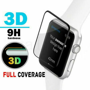 iWatch Screen Protector Case Cover Apple Watch Series 1/2/3/4/5/6 38 40 42 44 mm