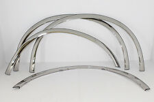 2011-2016 FORD F250/F350/F450 SUPER DUTY DUALLY STAINLESS STEEL FENDER TRIM