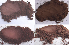 Dark Brown Mica Shiny Powder Cosmetic Grade Homemade D.I.Y Mineral Loose Makeup