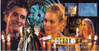 "Doctor Who Stamp Cover ""The Girl In The Fireplace"" - Signed by SOPHIE MYLES"