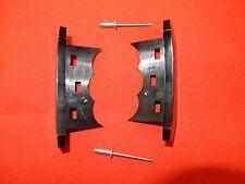 RD77EL Roller Garage Door End Locks for 77mm Slat (Pair)