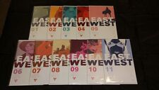 East of West 1 through 11 all 1st prints NM Optioned for TV Hickman Amazon