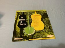 The Sounds Of America Vinyl LP Village Stompers VG+