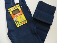 Rigid Wrangler Cowboy Cut 13MWZ Original Fit Jeans Men's - Rigid Indigo - New