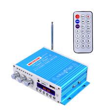HY-V10  Bluetooth HiFi BASS MP3 MP4 USB DSP 20W Car Audio Digitale Amplificatori