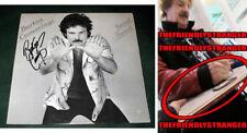 "BURTON CUMMINGS signed ""SWEET ROCK"" ALBUM LP - EXACT PROOF - Guess Who COA"