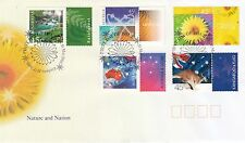 Australia 2000 Nature & Nation FDC (Canberra ACT 2600)